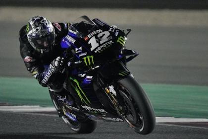 Maverick Vinales Juara MotoGP Qatar 2021, Bukan Francesco Bagnaia?