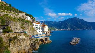 Top 10 Awesome Beaches to visit in Italy, Atrani, The Amalfi Coast