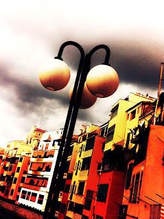 El cel ennuvolat - relats curts en català d'en Josep Cassany