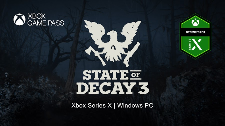 state of decay 3 reveal open world zombie survival game undead labs microsoft studios xbox games showcase 2020 pc xb1 xsx