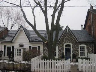 Cabbagetown Houses.