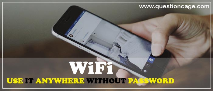 WIFI without Password