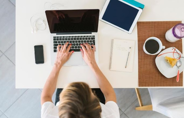 how to manage stress working from home office