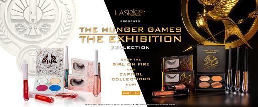 La Splash Hunger Games Collection