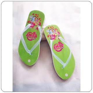 Sandal Karakter Wanita GSJ