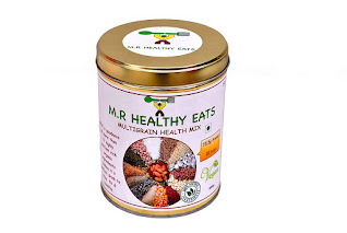 M.R. Healthy Eats Natural Homemade & Organic Porridge Multigrain Health Mix