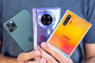 Inilah 5 Merek Smartphone Terlaris di Dunia Tahun 2021