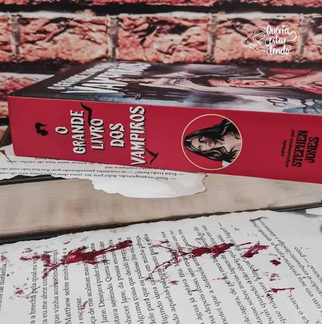 Resenha: O Grande Livro dos Vampiros