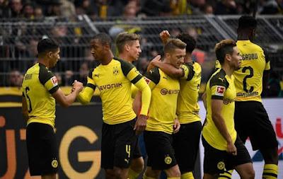 مشاهدة مباراة بروسيا دورتموند ويونيون برلين بث مباشر اليوم 31-8-2019 في الدوري الالماني
