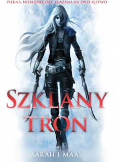 """Szklany tron"" - Sarah J. Maas"