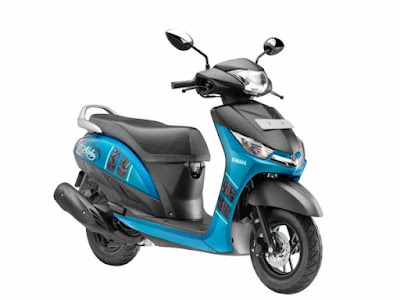 Yamaha Alpha Scooter Hd Photo-Collection