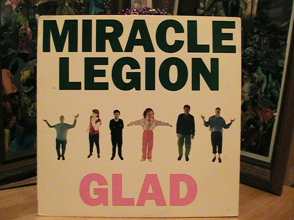 DOWN UNDERGROUND: MIRACLE LEGION - The Backyard EP 84 w ...