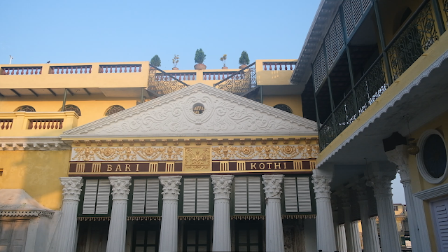 Bari Kothi Heritage Hotel in India Murshidabad