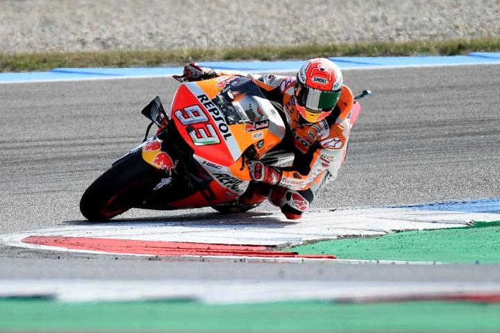 Inilah Hasil MotoGP Di San Marino Marquez Salip Quartararo Dan Rossi Peringkat Ke 4 2019