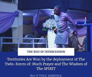 Download Intercede Ogbomosho - Rev'd Tolu Agboola