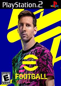 eFootball 2022 PS2 ISO (Ntsc-Pal) (Español) (MG-MF)