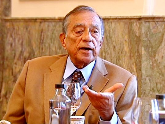 حسين سالم | وفاة حسين سالم رجل المخابرت السابق لمصر - وفاة الصندوق الاسود لحسني مبارك - حسين سالم