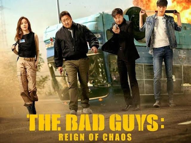 Bad Guys: The Movie (2019) 480p 540p 720p 1080p FHDLow Subtitle Indonesia