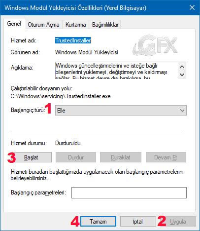 Windows Modül Yükleyici - www.ceofix.com