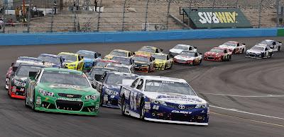 Regarder NASCAR Sprint Cup 2016 en dehors des États-Unis