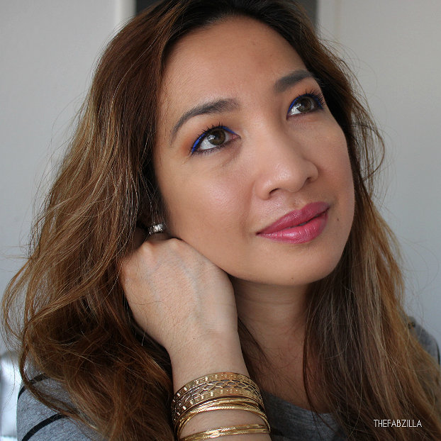 simple fall makeup, Lancome Drama Liqui-Pencil, Review, Swatch, #Dramafordays