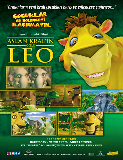 Ver Leo the Lion (2013) Online
