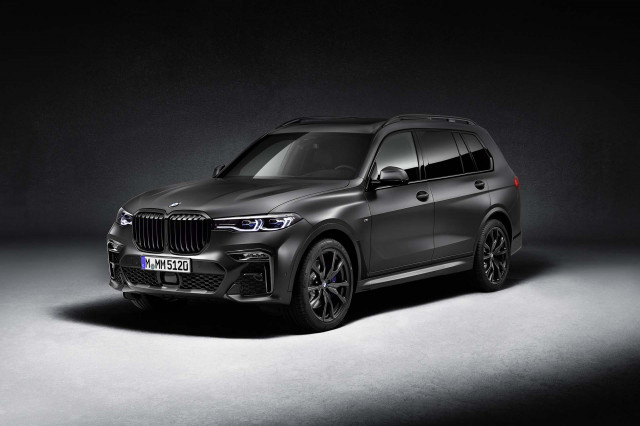2021 BMW X7 Review
