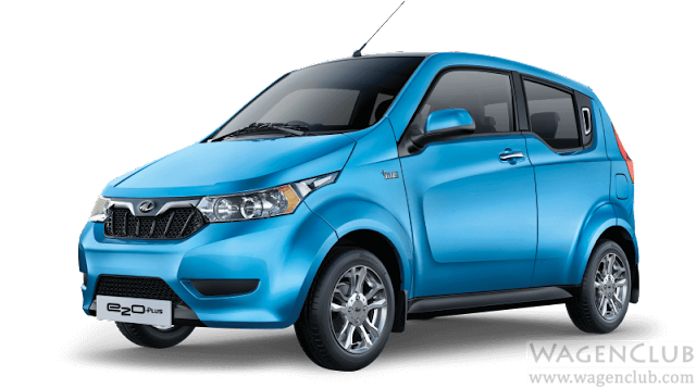 Mahindra e2o Plus Launch India