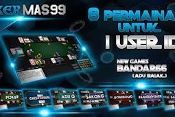 POKERMAS99   Situs Judi Poker Domino QQ Online Terpercaya