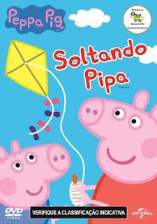 Peppa Pig: Soltando Pipa - DVDRip Dublado