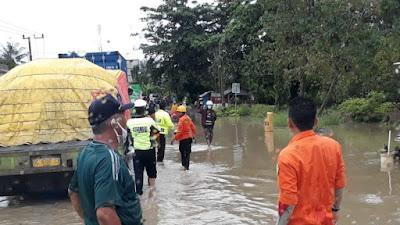 Dua Desa di Duampanua Pinrang Terendam Banjir