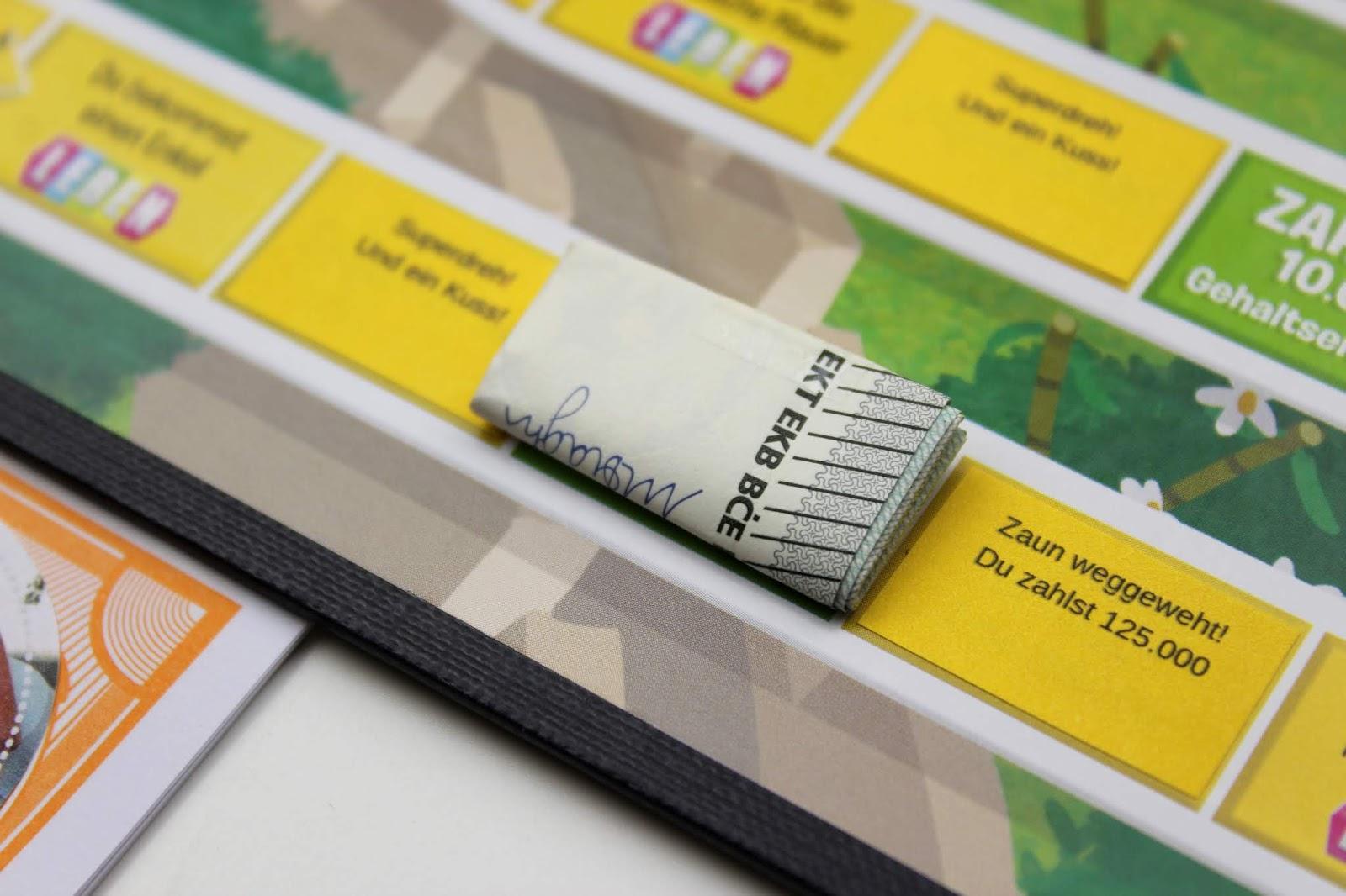 DIY - Spiel des Lebens schnell und einfach individualisieren - die perfekte Geschenkidee zur Hochzeit