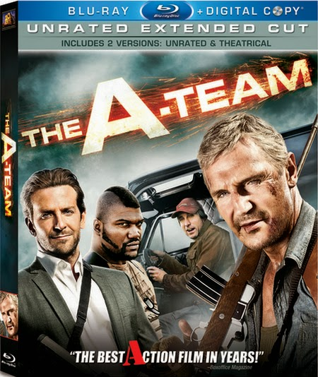 The A-Team 2010 EXTENDED Hindi Dual Audio 720P BRRip 750MB, The A Team 2010 Hindi dubbed blu ray brrip free download 720p dvd 700mb or watch online single link in hindi at https://world4ufree.ws