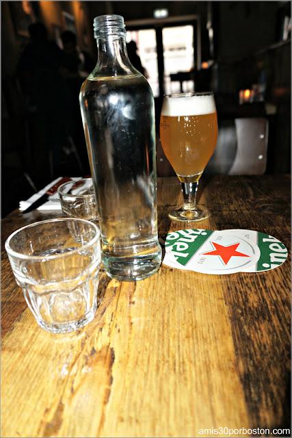 Cerveza en Cannibale Royale en Amsterdam