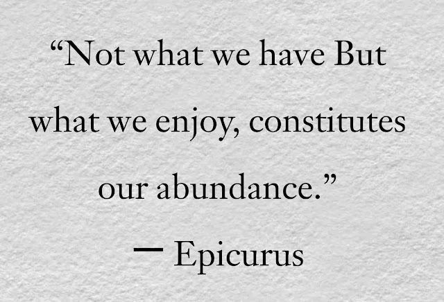 epicurus quotes in English