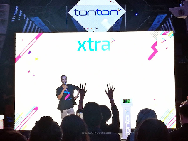 Parti #RatedXtra : Pelancaran Kolaborasi Istimewa Dan Tonton Xtra