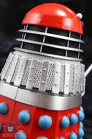 Custom 'Mutation of Time' Red Dalek 10