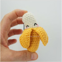 http://amigurumislandia.blogspot.com.ar/2019/02/amigurumi-platano-canal-crochet.html
