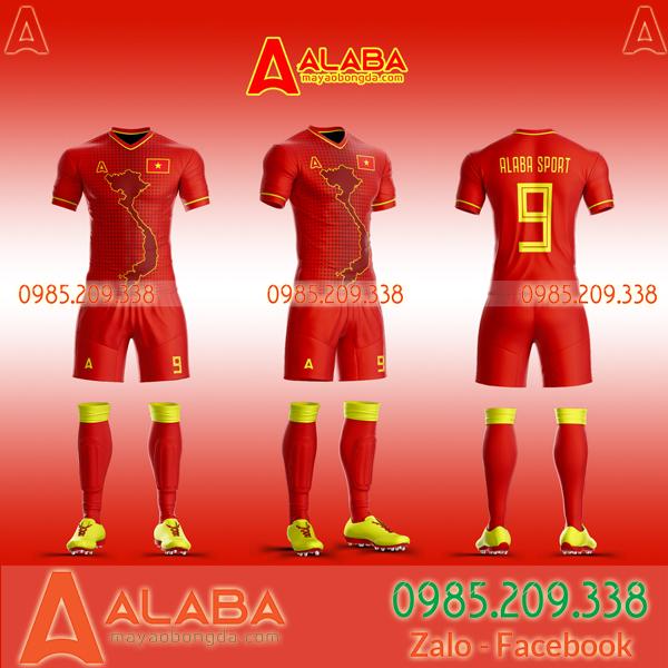 Áo đá banh đội tuyển Việt Nam