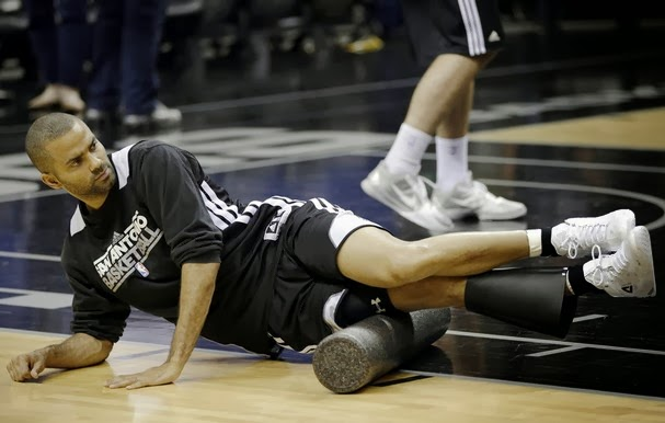 Foam Roll Drill for Basketball / Stronger Team