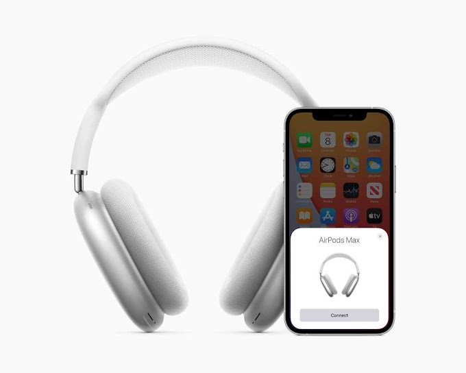 Apple introduces AirPods Max, active noise cancellation and spatial audio for its first headband model