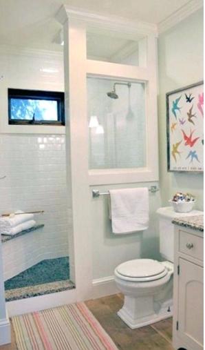 Small Bathroom Design Ideas Pinterest (Places Ideas - www.places-ideas.com)