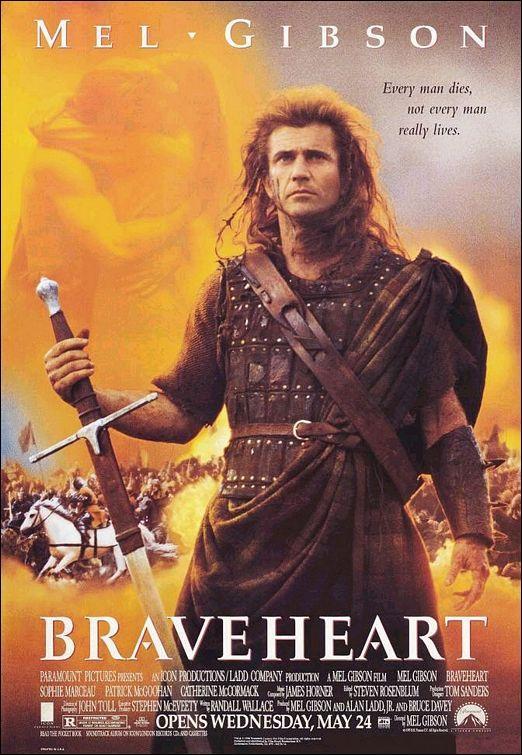Download Braveheart (1995) Full Movie in Hindi Dual Audio BluRay 720p [1GB]