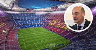 Barcelona Vice President Moix confirms club's plans to renovate Camp Nou