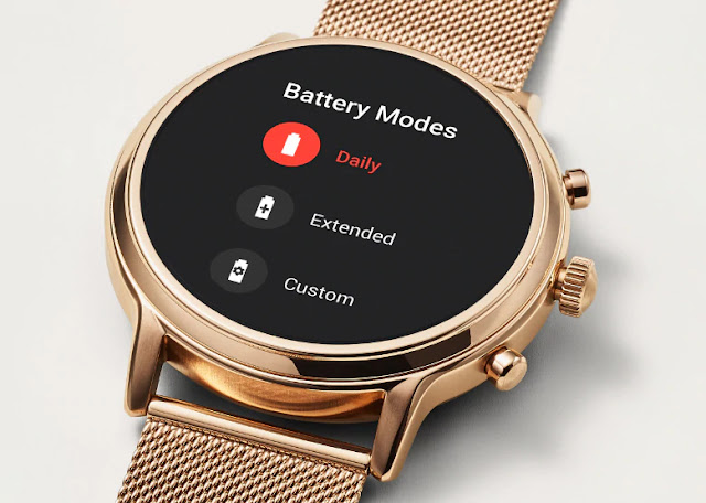 Fossil Gen 5 Julianna Touchscreen Smartwatch with Speaker, Heart Rate, GPS and Smartphone Notifications- FTW6063