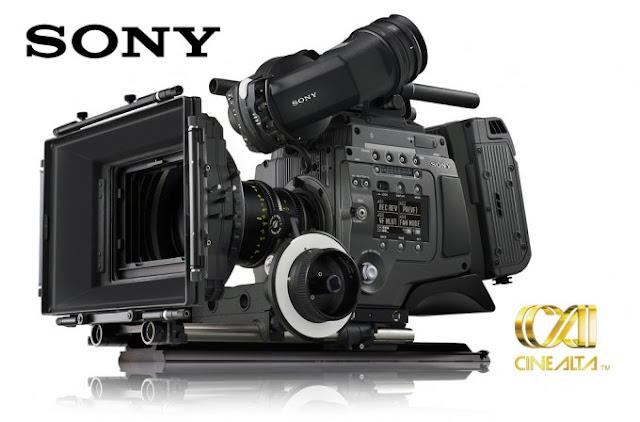 Camera Sony 8K Monster CineAlta F65