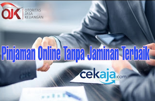 Pinjaman online tanpa jaminan cekaja
