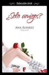Portada ¿Solo amigos? de Ana Álvarez