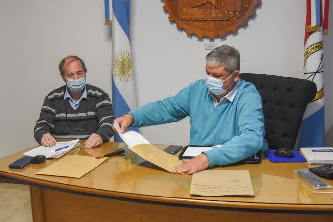 El Municipio comprará dos camiones de recolección de basura por un monto superior a los $16 millones