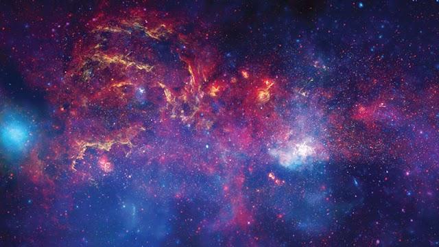 Διάσημες εικόνες του γαλαξία μας έχουν μετατραπεί σε μελωδίες